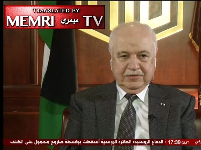 Jordanian Businessman Senator Talal Abu-Gazaleh: The Arab Spring Was the Region's